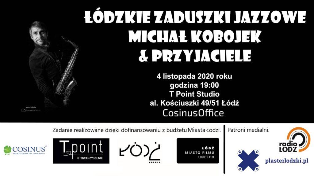 Łódzkie Zaduszki Jazzowe z Cosinus